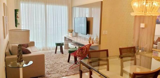 (MRA) Apartamento no Papicu, 78m², 3 Quartos, 2 Vagas, Green Garden da Idibra, Lançamento