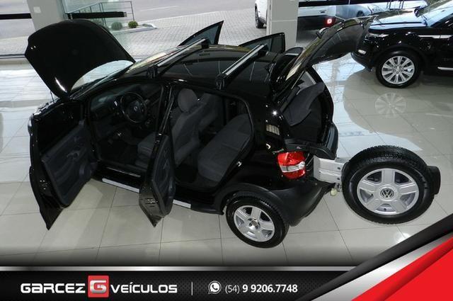 Vw - Volkswagen Crossfox 1.6 Flex Manual Topo de Linha Airbag ABS Comandos no Volante - Foto 19