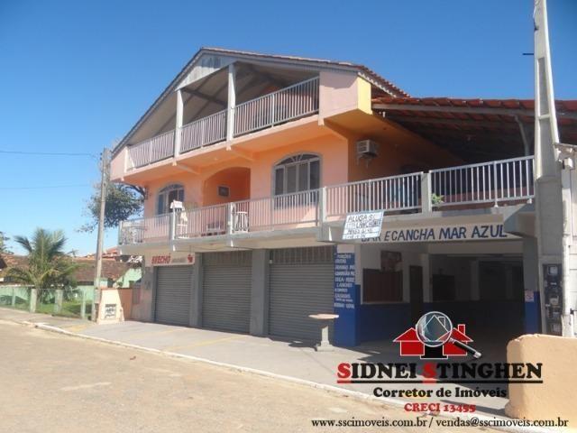 Amplo sobrado comercial e residencial na Praia! Confira - Foto 11