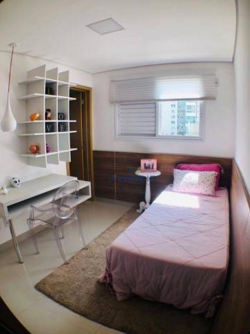 Apartamento com 3 suítes à venda, 117 m² por r$ 620.000 - jardim goiás - goiânia/go - Foto 11