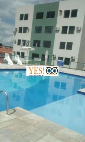 Apartamento residencial para venda, muchila, feira de santana, 3 dormitórios sendo 1 suíte - Foto 20