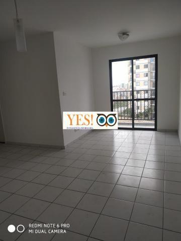 Yes imob- apartamento para locação, muchila, feira de santana, 3 dormitórios sendo 1 suíte - Foto 5