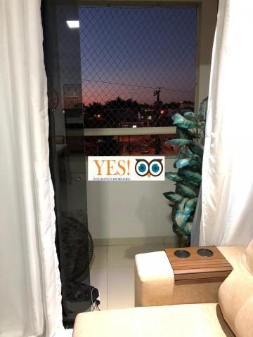 Apartamento residencial para venda, muchila, feira de santana, 3 dormitórios sendo 1 suíte - Foto 17