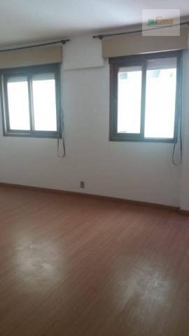 Apartamento com 1 dormitório à venda, 29 m² por r$ 130.000 - centro - pelotas/rs