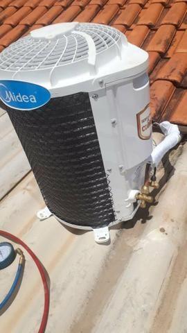 Instalação e limpeza de ar condicionado - Foto 4