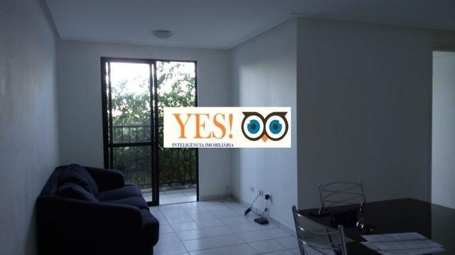 Apartamento mobiliado para locação, muchila, feira de santana, 3 dormitórios sendo 1 suíte - Foto 13