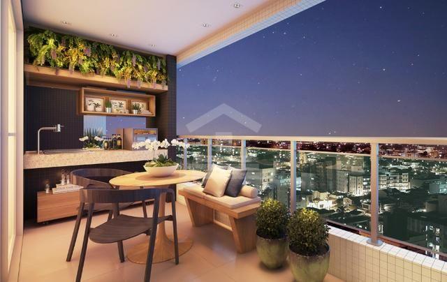 (EA) Guararapes com apartamento a venda com 90 metros a 200 metros do Iguatemi - Foto 6