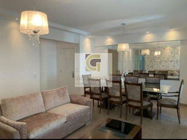 G. Apartamento com 4 dormitórios à venda, Splendor Blue, São José dos Campos - Foto 3