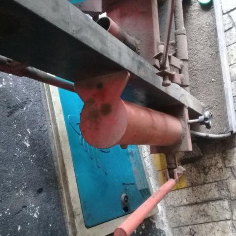 Máquina desempeno de aro pneumática - Foto 4