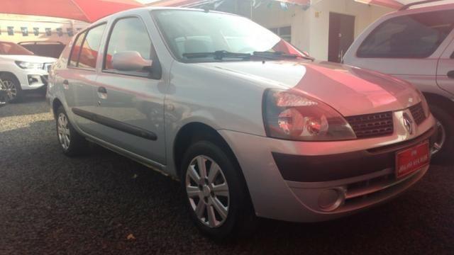 Clio Sedan(1.0)(completo(Financie*até 100%do veiculo(Parcelas a partir de R$449,90) 04/05 - Foto 10