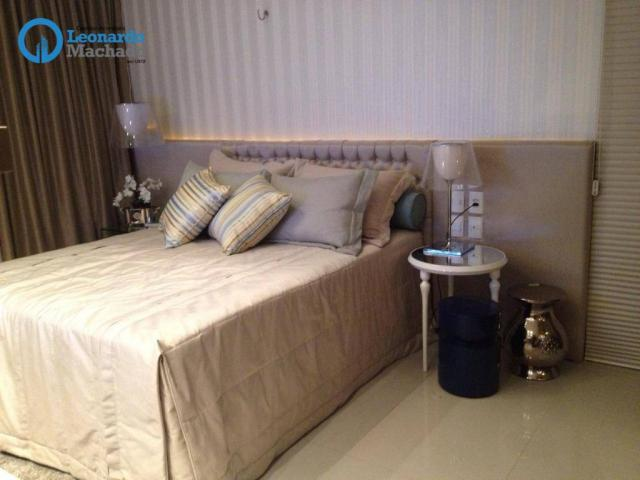 Apartamento com 4 dormitórios à venda, 182 m² por R$ 1.500.000,00 - Guararapes - Fortaleza - Foto 18