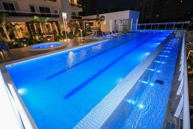 (JR) Apartamento 98m² No Cocó > Fino acabamento > 3 Quartos > Varanda Gourmet!