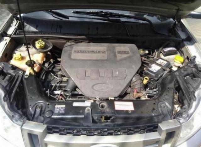 Ford EcoSport XLT 2.0 Aut + GNV 5ªG Completo Consigo Financiamento - Foto 12