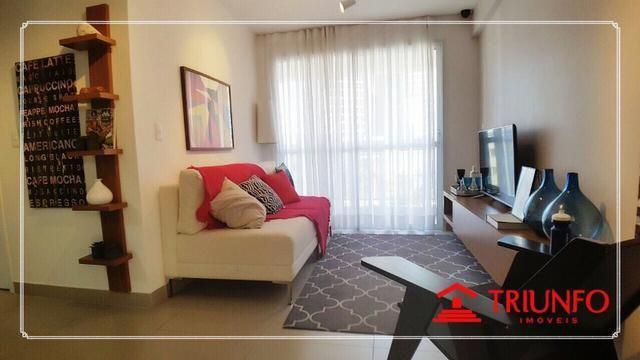 (MRA) TR20905-Super Ofeta, A 100m da Beira Mar, Apartamento 47m², 2 Quartos, 1 Vaga