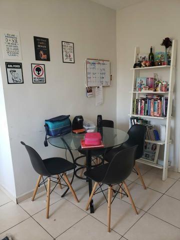 Alugo Apartamento 45m2, sala, 2/4, cozinha/lavanderia, banheiro - Foto 2