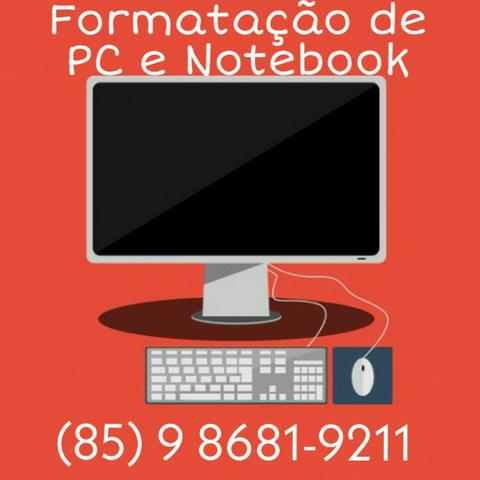 Formatação PC/Notebook