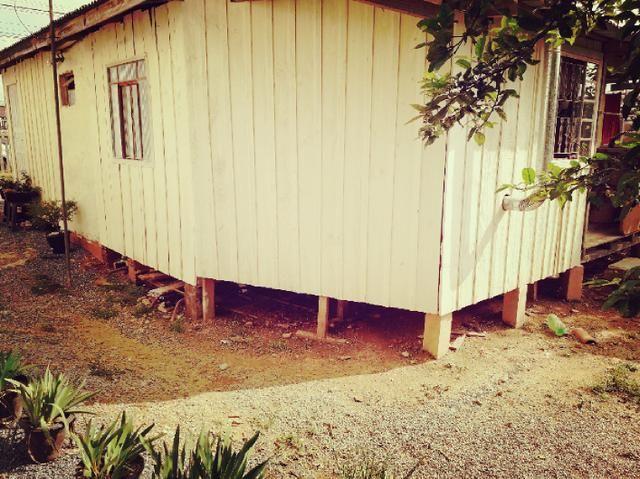 Vendo ou troco terreno com 2 casas - Foto 6