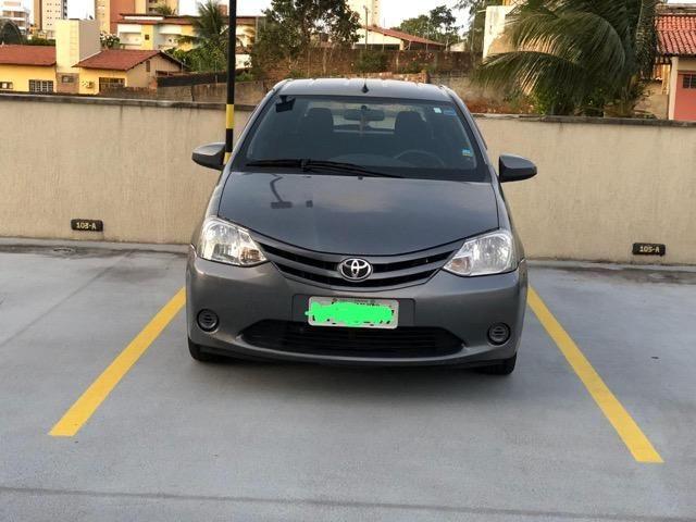 Toyota Etios X 1.3 Flex 2015 | Único dono - Foto 2