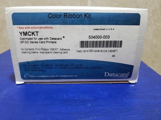 Ribbon Data Card Sd Series - Foto 3