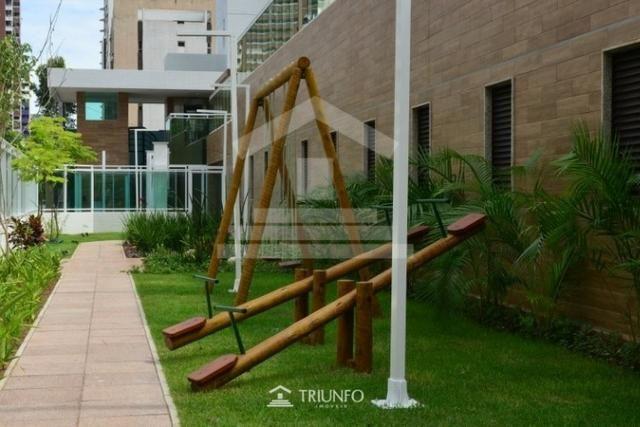 (DD20389)Apartamento novo na Aldeota_Contemporâneo_143m²_3 suítes - Foto 10