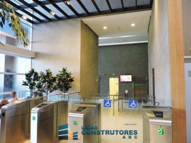 Escritório para alugar em Vila homero thon, Santo andré cod:SA00007 - Foto 9
