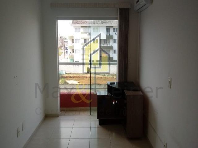 Ingleses& 1km da Praia, Apartamento Semi Mobiliado com Móveis Planejados, 02 Dormitórios - Foto 5