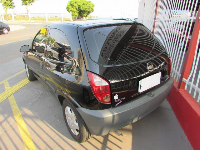 CHEVROLET CELTA 2008/2009 1.0 MPFI LIFE 8V FLEX 2P MANUAL - Foto 5