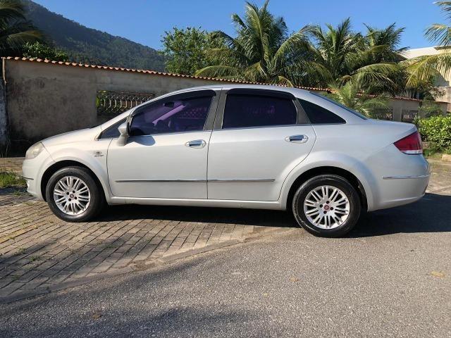 Fiat Linea HLX 1.9 com GNV - Foto 11