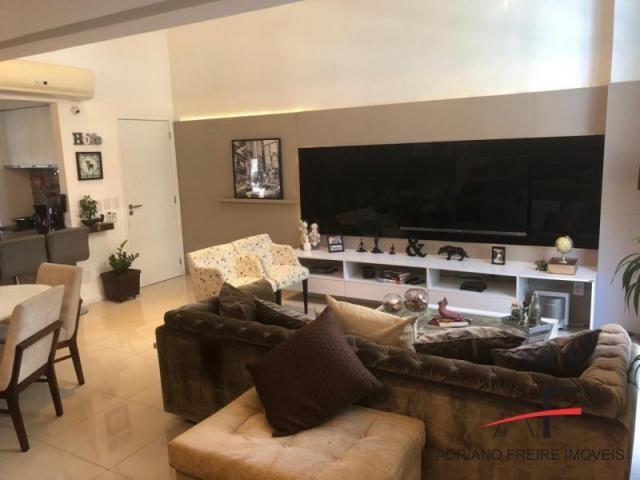 Apartamento duplex no Cocó, totalmente mobiliado - Foto 3
