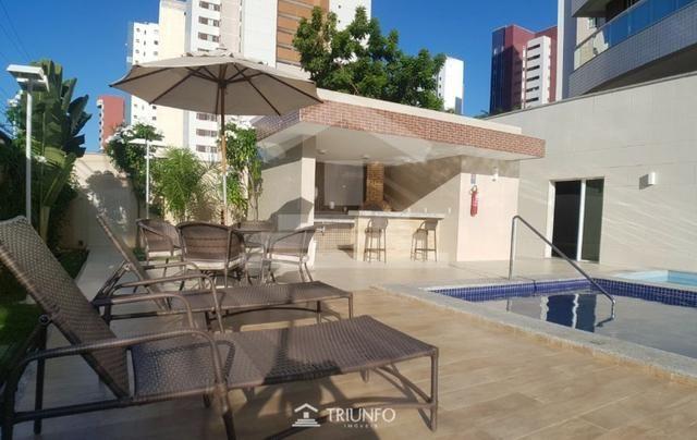 (EA) apartamento a venda no Guararapes com 72 metros 3 quartos 2 suítes - Foto 2