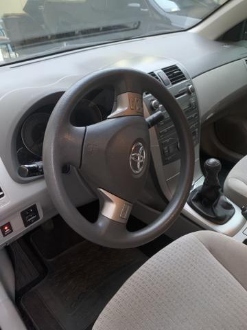 Toyota corolla 2010 1.8 GLI flex 4p manual - Foto 5