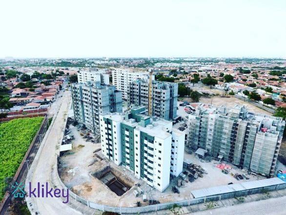 Apartamento à venda com 3 dormitórios em Maraponga, Fortaleza cod:7908