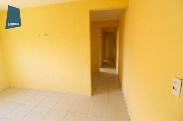 Apartamento para alugar, 55 m² por R$ 500,00/mês - Jangurussu - Fortaleza/CE - Foto 9