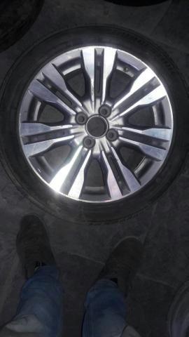 Rodas Honda City - Foto 4