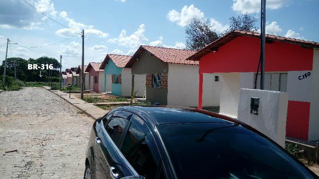 Troco Casa em Lagoa do Piauí - Foto 2