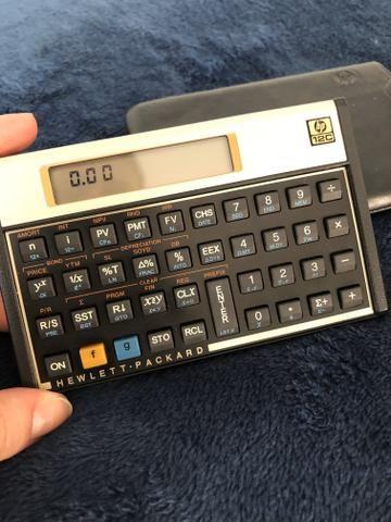 Calculadora HP12C Gold - Foto 3