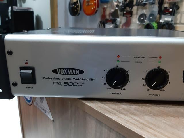 Amplificador 500rms voxman novissimo - Foto 5