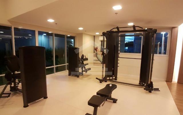 (EA) apartamento com 138 metros 3 suítes na jornalista Cesar MAgalhães - Foto 2