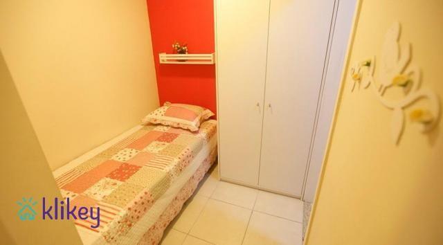 Apartamento à venda com 3 dormitórios em Presidente kennedy, Fortaleza cod:7855 - Foto 7