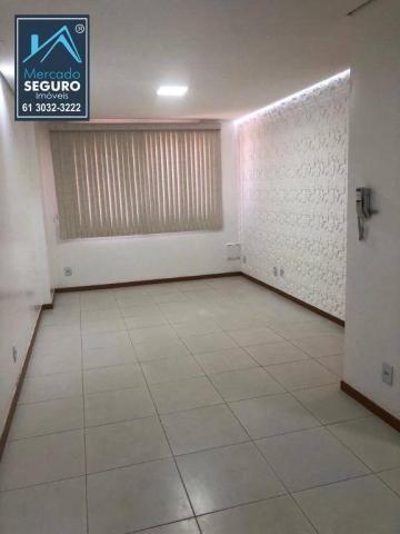 Apartamento à venda, 37 m² por R$ 230.000,00 - Sul - Águas Claras/DF