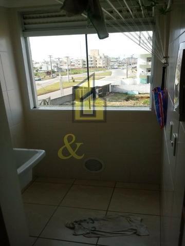 Ingleses& 1km da Praia, Apartamento Semi Mobiliado com Móveis Planejados, 02 Dormitórios - Foto 13