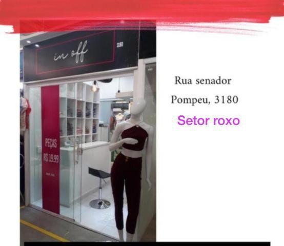 Box - Centro Fashion - Setor roxo - pra vender