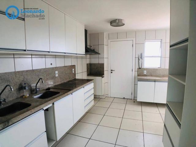 Apartamento à venda, 148 m² por R$ 1.150.000,00 - Guararapes - Fortaleza/CE - Foto 4