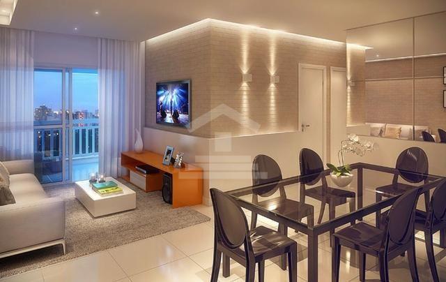(JAM) apartamento no Benfica 56/67/75m² 3 quartos 1 e 2 vagas - Foto 3