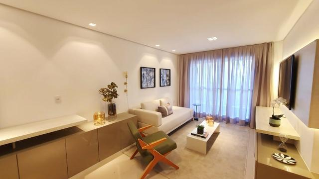 (JR) Oportunidade no Bairro de Fátima > Apartamento 96m² > 3 Suítes > Lazer > 2 Vagas! - Foto 2