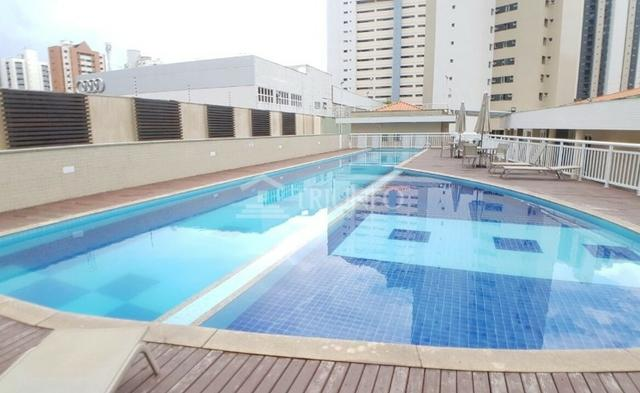 (JR) Preço de Oportunidade no Cocó! Apartamento 115m² > 3 Suítes > 3 Vagas > Aproveite! - Foto 2