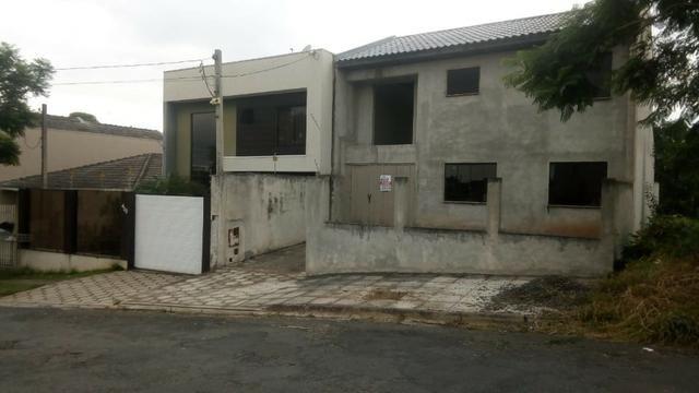 Sobrado com 138,38m² de área construída na Vila Bancária faltando acabamentos - Foto 2