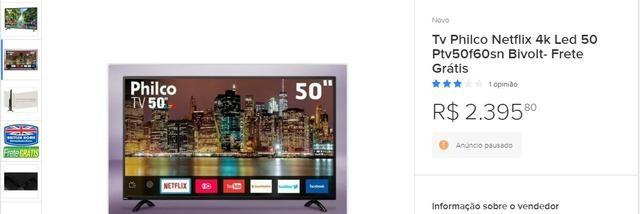 Tv philco 50 polegadas 4 k