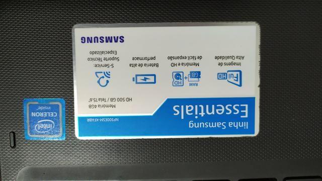 Notbook Samsung novissimo - Foto 4