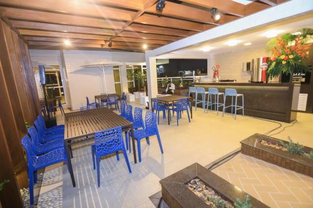 (JR) Apartamento 98m² No Cocó > Fino acabamento > 3 Quartos > Varanda Gourmet! - Foto 5